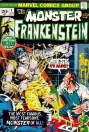 Frankenstein Comics, Monster Of